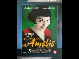 Le fabuleux destin d'Amélie Poulain - DVD