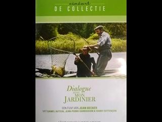 DVD Dialoque avec mon jardinier