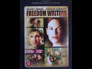 DVD Freedom Writers