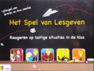 Het spel van lesgeven