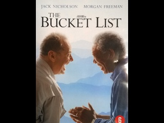 The bucketlist - DVD