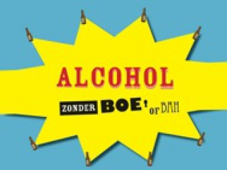 alcohol zonder boe of bah