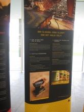 Actieweek Gezond Binnen Inspirerend Voorbeeld Torhout - Tentoonstellingsbanner Gezond Klussen