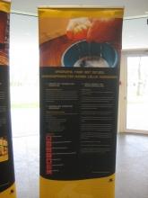Actieweek Gezond Binnen Inspirerend Voorbeeld Torhout - Tentoonstellingsbanner Schoonmaken