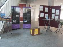 Actieweek Gezond Binnen Inspirerend Voorbeeld Torhout - Overzicht stand