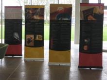 Actieweek Gezond Binnen Inspirerend Voorbeeld Torhout - Overzicht Tentoonstellingsbanners