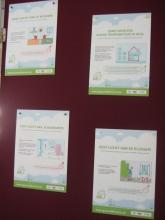 Actieweek Gezond Binnen Inspirerend Voorbeeld Torhout - Pancartes 2