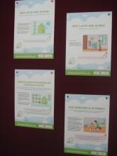 Actieweek Gezond Binnen Inspirerend Voorbeeld Torhout - Pancartes 3