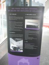 Actieweek Gezond Binnen Inspirerend Voorbeeld Torhout - Tentoonstellingsbanner verluchten ventileren