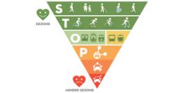 Week van de Mobiliteit: STOP principe