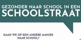 Schoolstraat - gezonder naar school