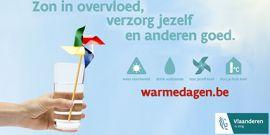 Warme Dagen: Waakzaamheidsfase afgekondigd